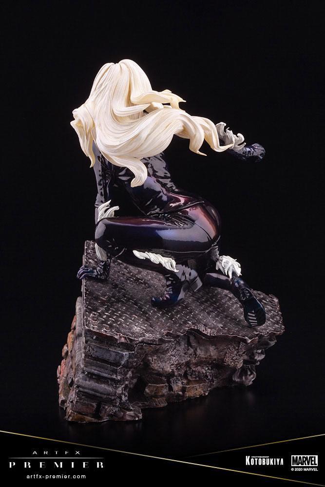 Statuette Marvel Universe ARTFX Premier Black Cat 16cm 1001 Figurines (7)
