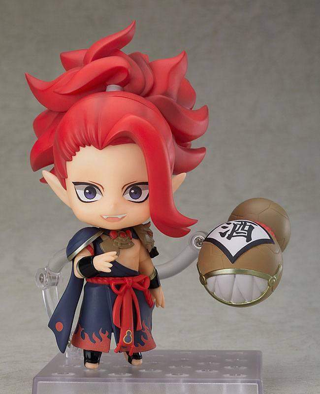 Figurine Nendoroid Onmyoji Shuten Doji 10cm 1001 Figurines (3)