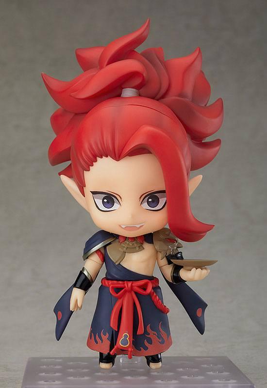Figurine Nendoroid Onmyoji Shuten Doji 10cm 1001 Figurines (5)