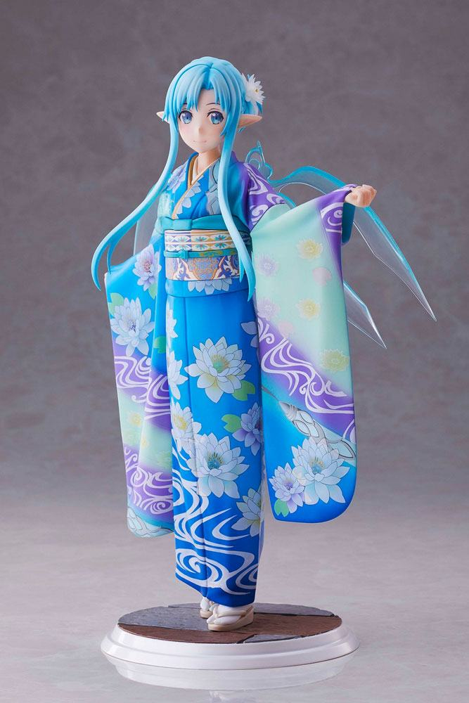 Statuette Sword Art Online Alicization War of Underworld Asuna Undine Kyoyuzen V. 23cm