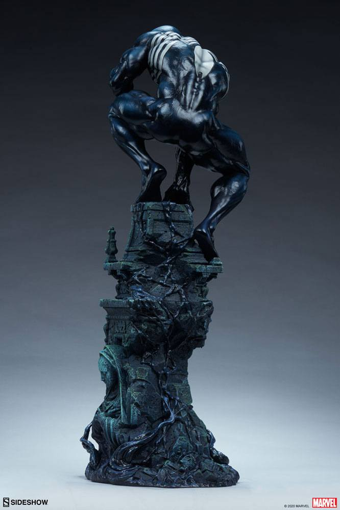 Statue Marvel Premium Format Symbiote Spider-Man 61cm 1001 Figurines (5)