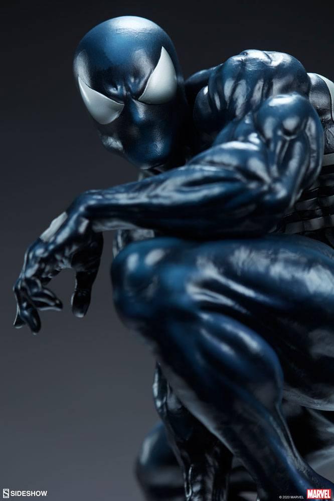 Statue Marvel Premium Format Symbiote Spider-Man 61cm 1001 Figurines (11)