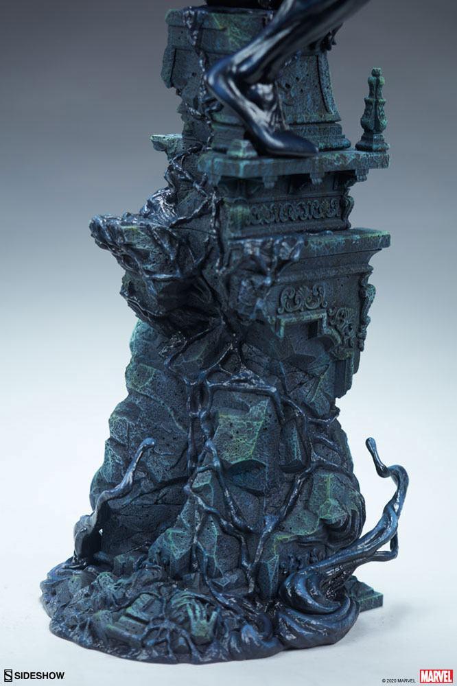 Statue Marvel Premium Format Symbiote Spider-Man 61cm 1001 Figurines (20)