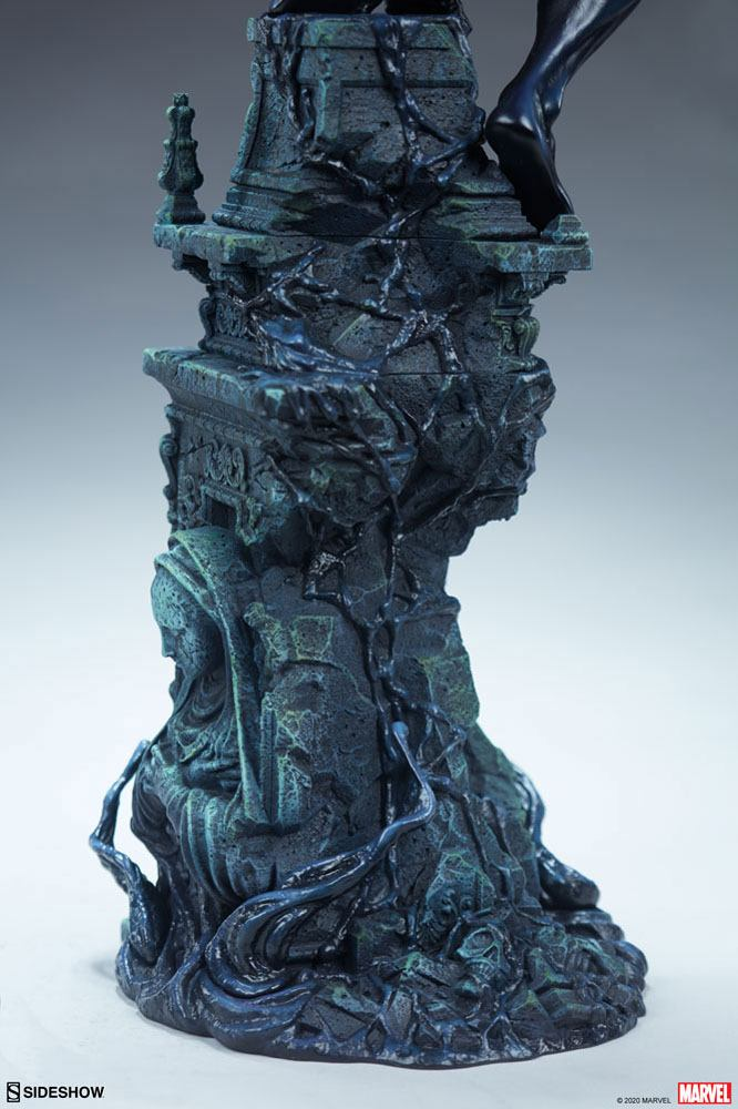 Statue Marvel Premium Format Symbiote Spider-Man 61cm 1001 Figurines (19)