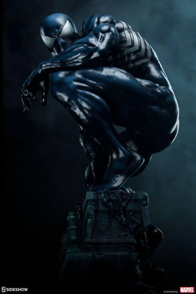 Statue Marvel Premium Format Symbiote Spider-Man 61cm 1001 Figurines (22)