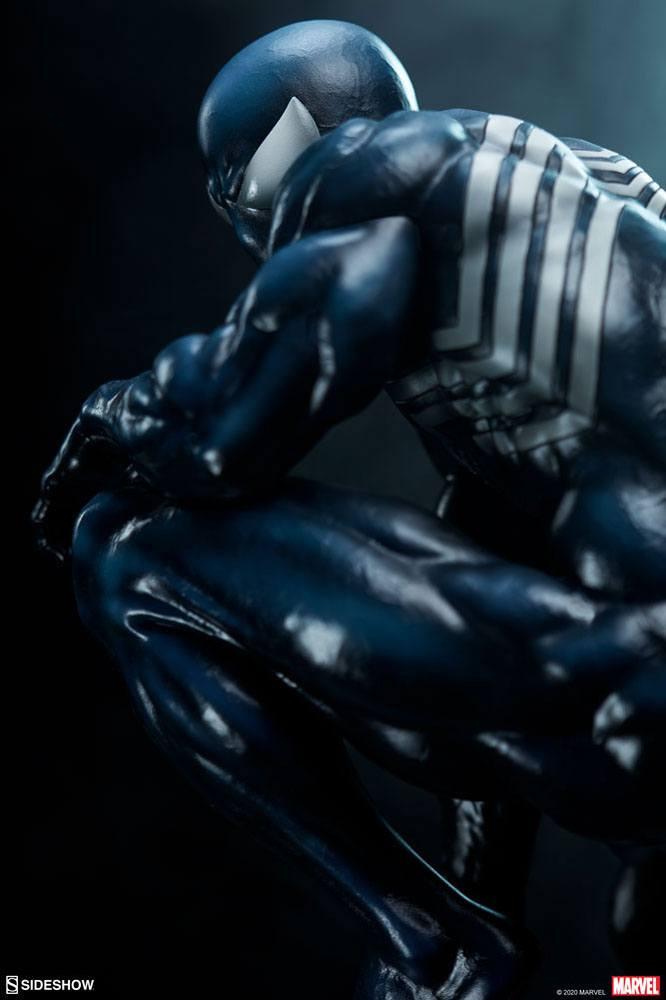 Statue Marvel Premium Format Symbiote Spider-Man 61cm 1001 Figurines (23)