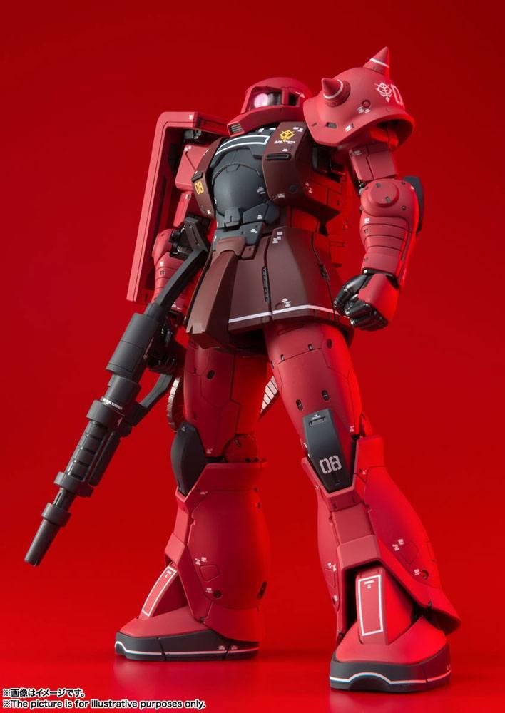 Figurine Mobile Suit Gundam The Origin GFFMC MS-05S Char Aznable´s Zaku I 18cm 1001 Figurines (9)
