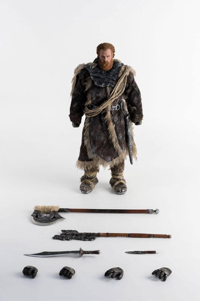 Figurine Game of Thrones Tormund Giantsbane 31cm 1001 Figurines (2)