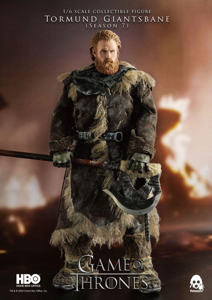 Figurine Game of Thrones Tormund Giantsbane 31cm 1001 Figurines (14)