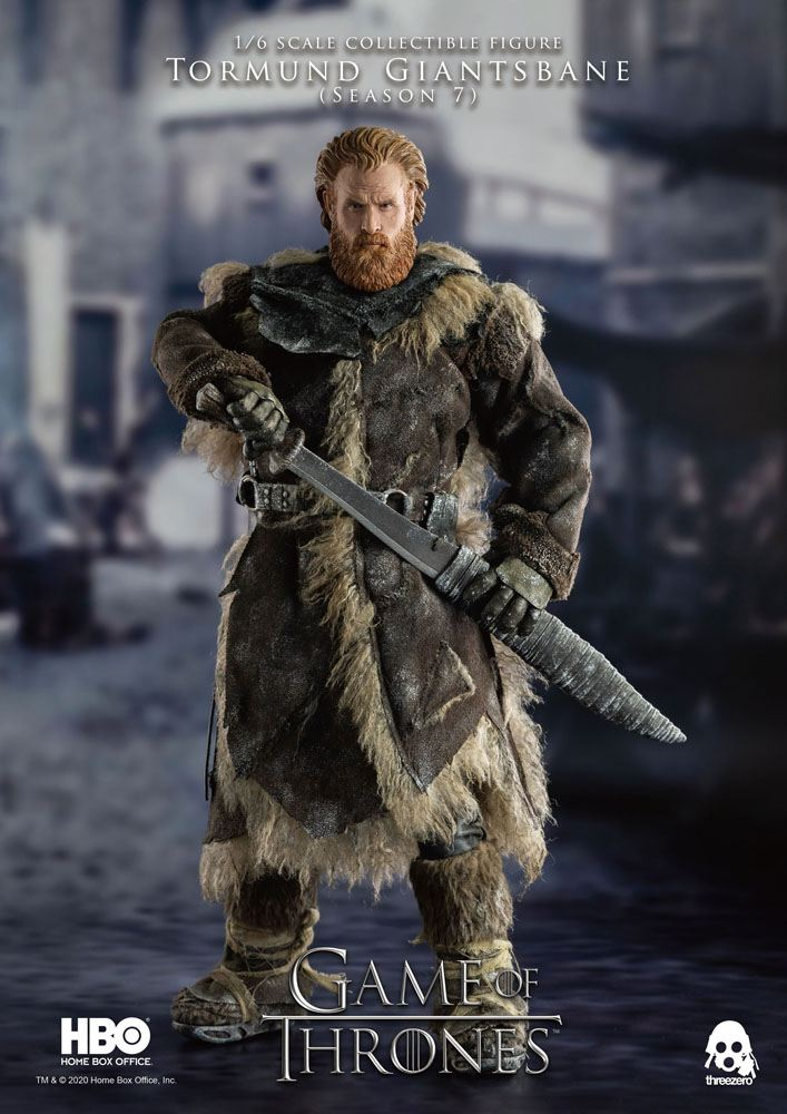 Figurine Game of Thrones Tormund Giantsbane 31cm 1001 Figurines (16)