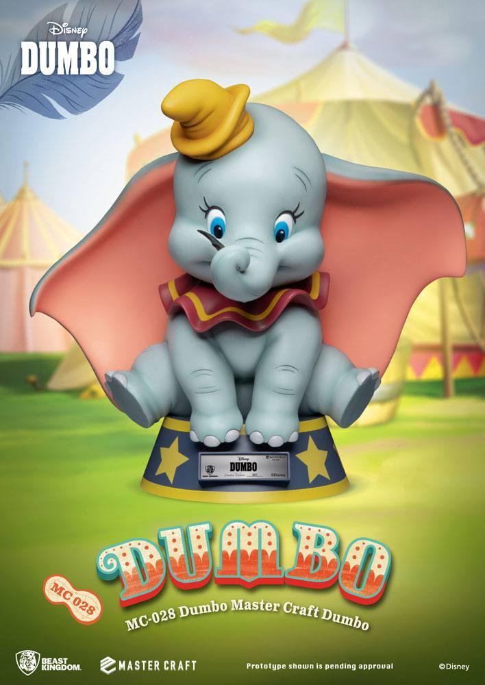 Statuette Disney Dumbo Master Craft Dumbo 32cm 1001 Figurines (1)