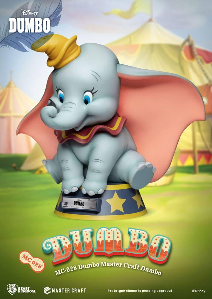 Statuette Disney Dumbo Master Craft Dumbo 32cm 1001 Figurines (2)