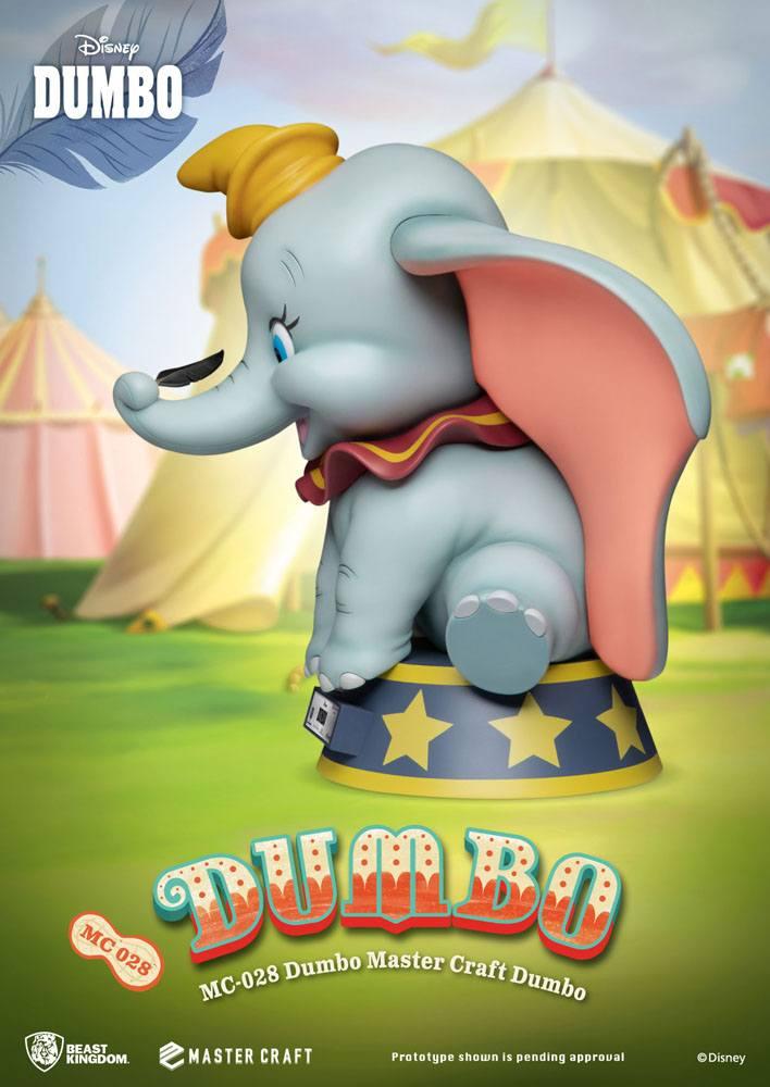 Statuette Disney Dumbo Master Craft Dumbo 32cm 1001 Figurines (3)