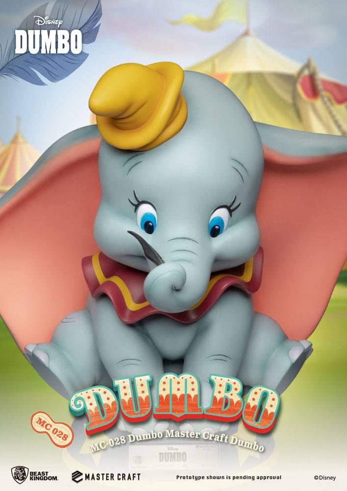 Statuette Disney Dumbo Master Craft Dumbo 32cm 1001 Figurines (6)