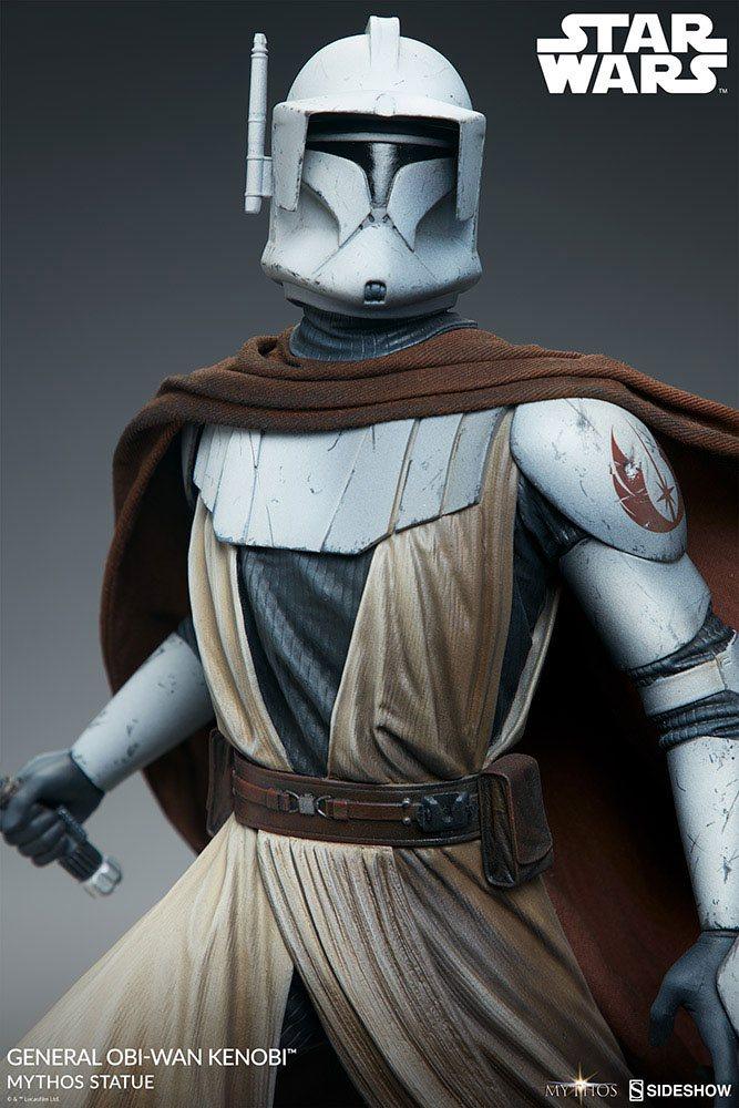 Statuette Star Wars Mythos Obi-Wan Kenobi 45cm 1001 Figurines (13)