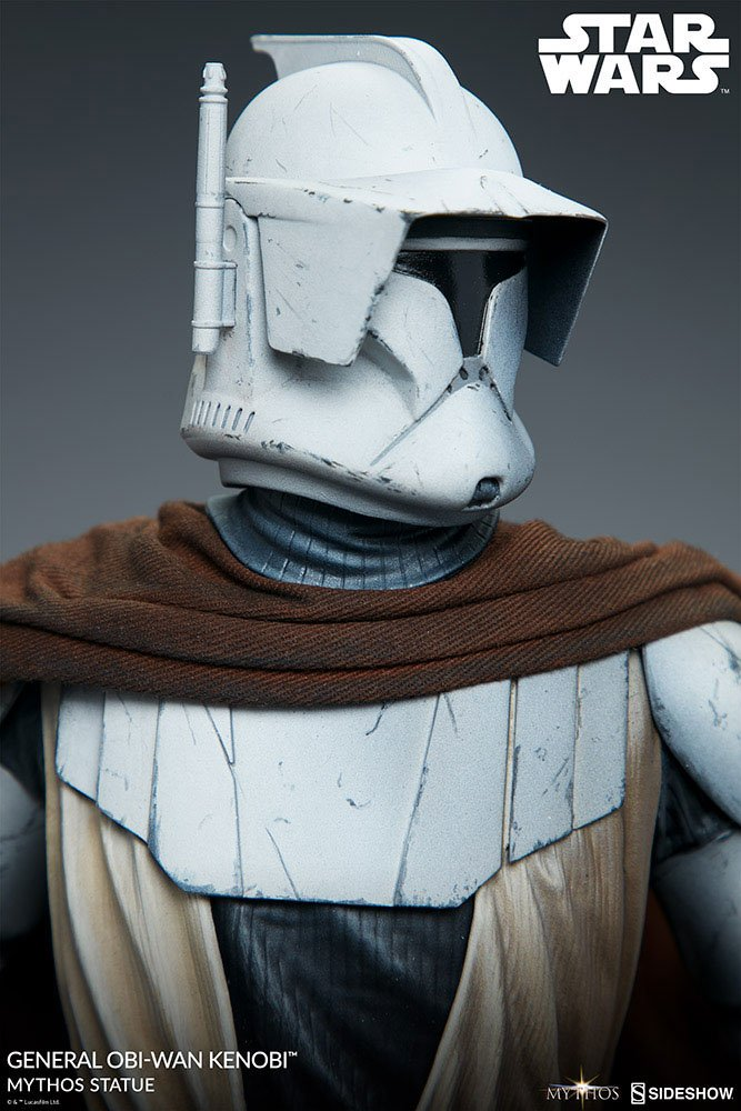 Statuette Star Wars Mythos Obi-Wan Kenobi 45cm 1001 Figurines (14)