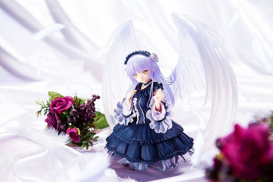 Statuette Angel Beats! Kanade Tachibana Key 20th Anniversary Gothic Lolita Ver. 18cm 1001 Figurines (8)
