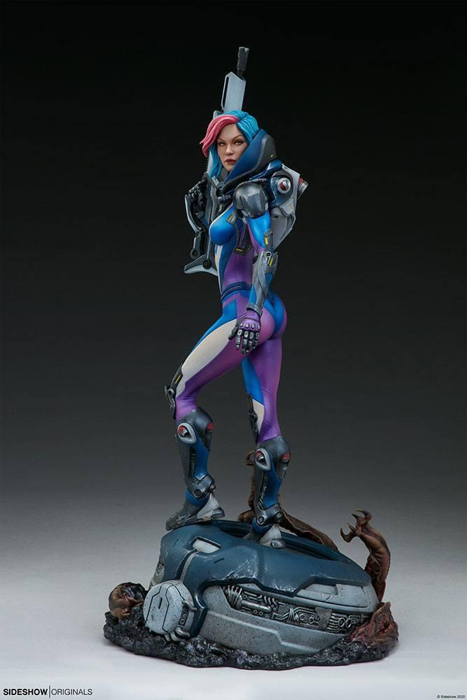 Statuette Sideshow Originals Bounty Hunter Galactic Gun For Hire 48cm 1001 Figurines (2)