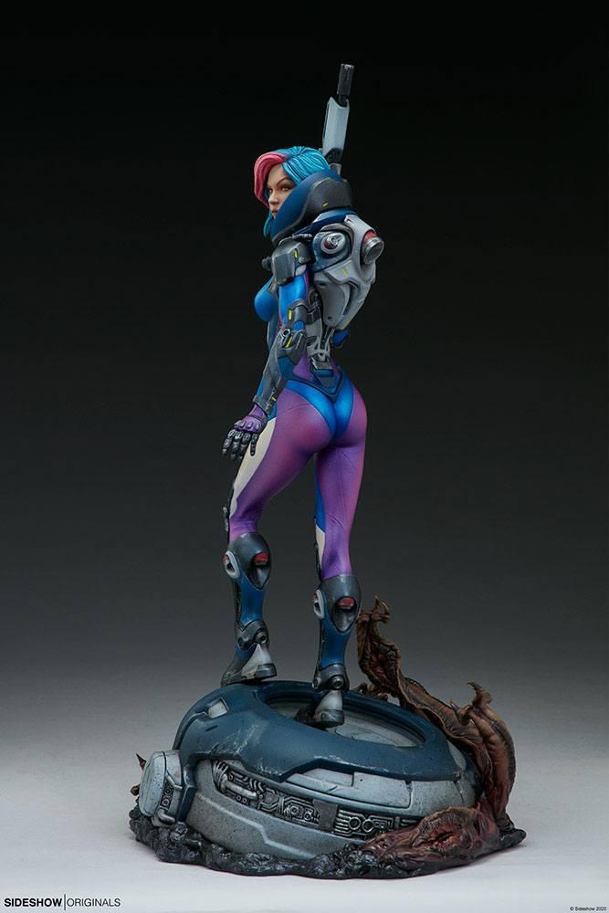 Statuette Sideshow Originals Bounty Hunter Galactic Gun For Hire 48cm 1001 Figurines (3)