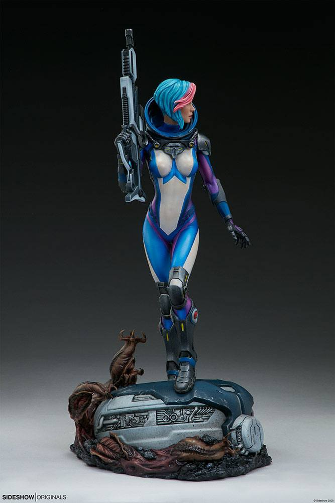 Statuette Sideshow Originals Bounty Hunter Galactic Gun For Hire 48cm 1001 Figurines (6)