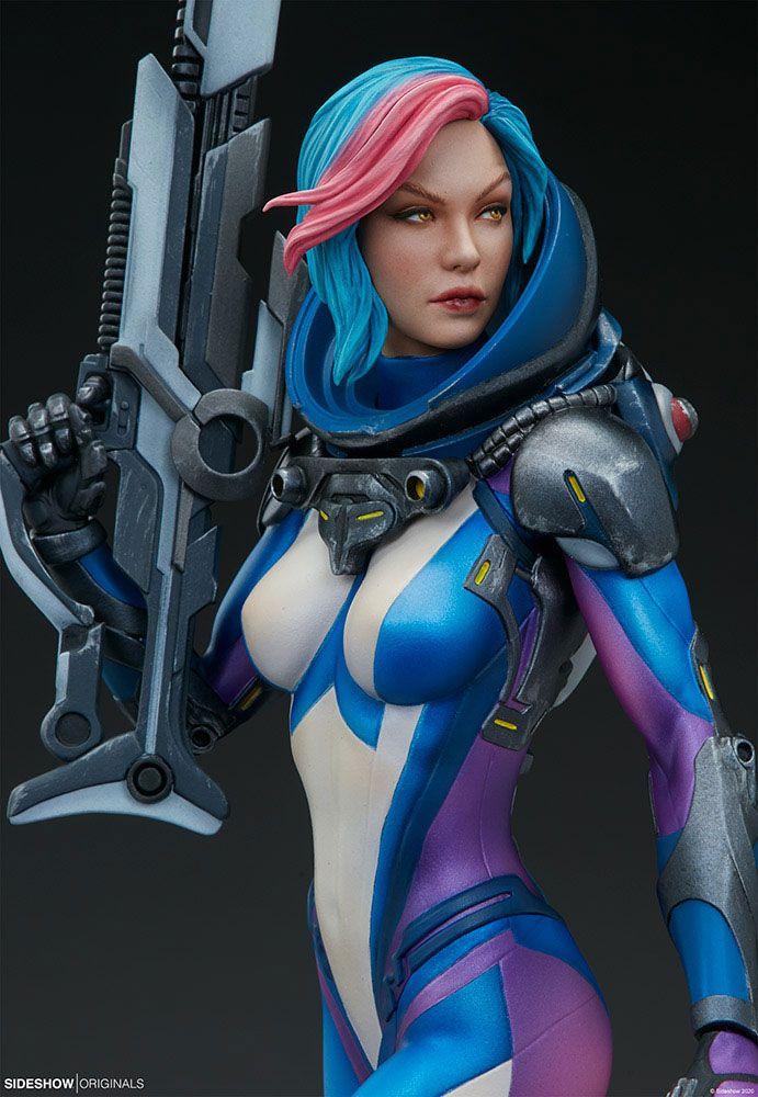 Statuette Sideshow Originals Bounty Hunter Galactic Gun For Hire 48cm 1001 Figurines (8)