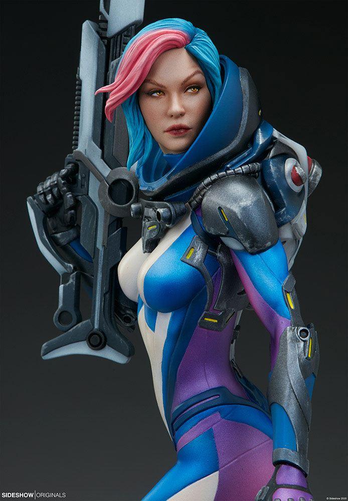 Statuette Sideshow Originals Bounty Hunter Galactic Gun For Hire 48cm 1001 Figurines (9)