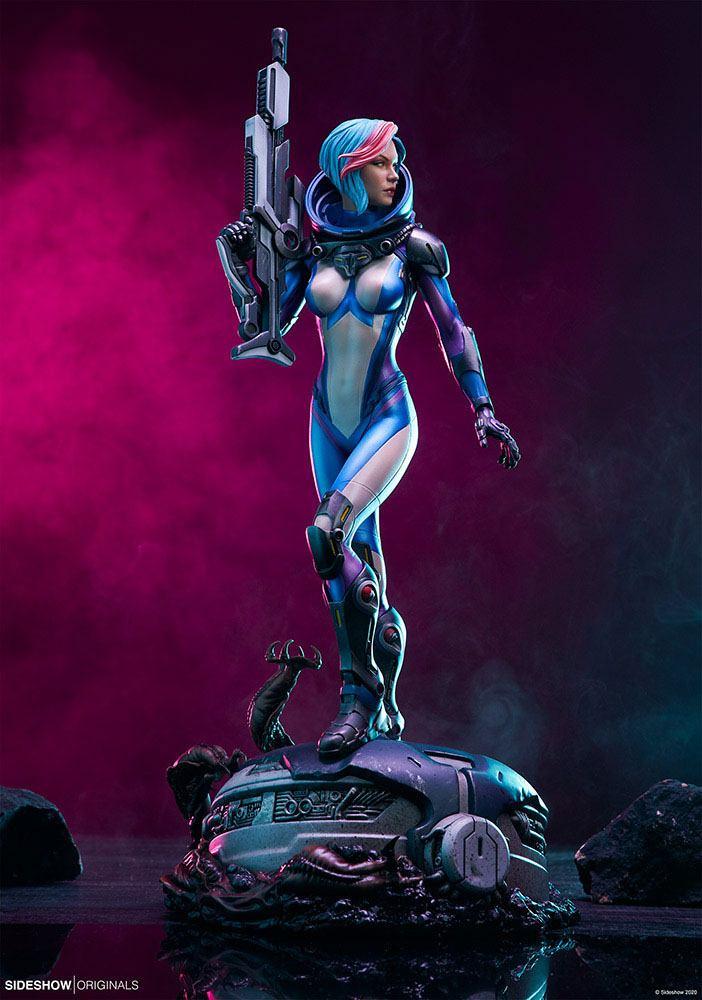 Statuette Sideshow Originals Bounty Hunter Galactic Gun For Hire 48cm 1001 Figurines (21)