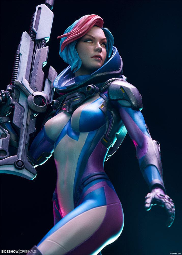 Statuette Sideshow Originals Bounty Hunter Galactic Gun For Hire 48cm 1001 Figurines (22)