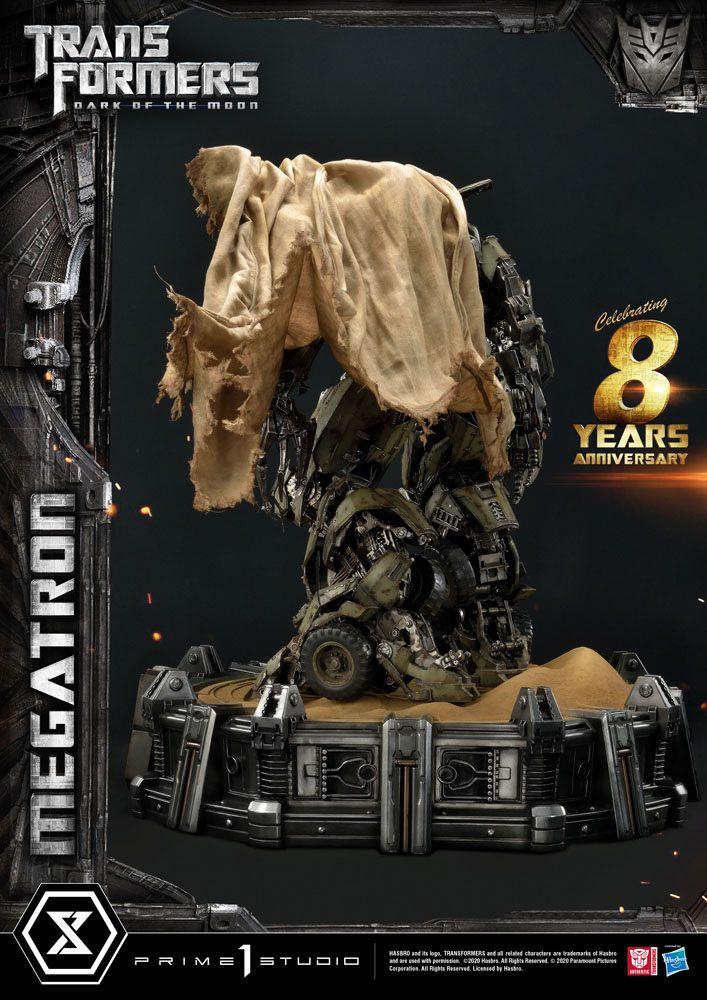Statue Transformers 3 Megatron 79cm 1001 Figurines (4)