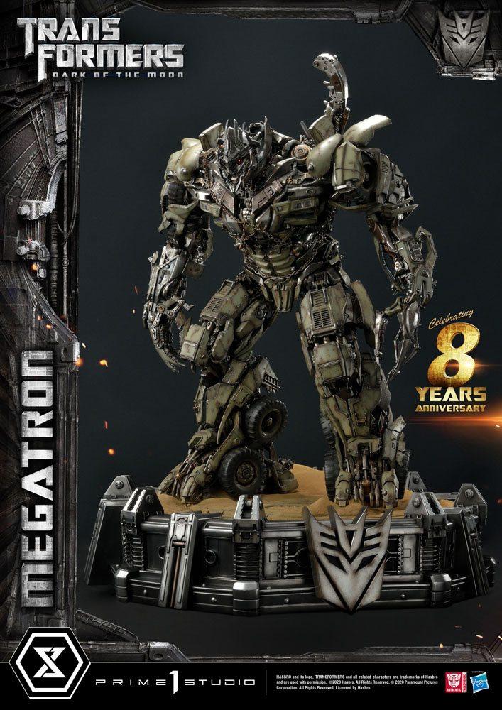 Statue Transformers 3 Megatron 79cm 1001 Figurines (5)