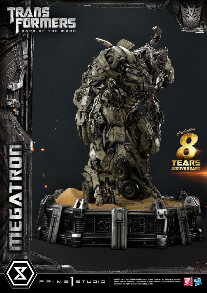 Statue Transformers 3 Megatron 79cm 1001 Figurines (6)