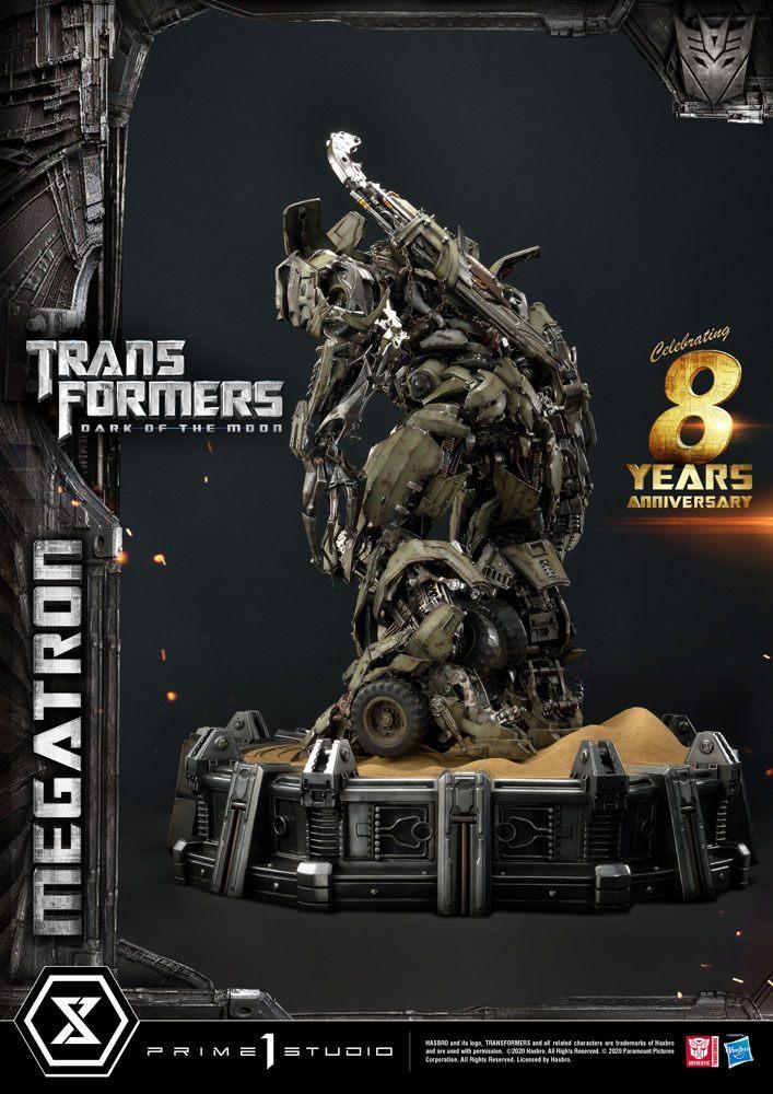 Statue Transformers 3 Megatron 79cm 1001 Figurines (8)