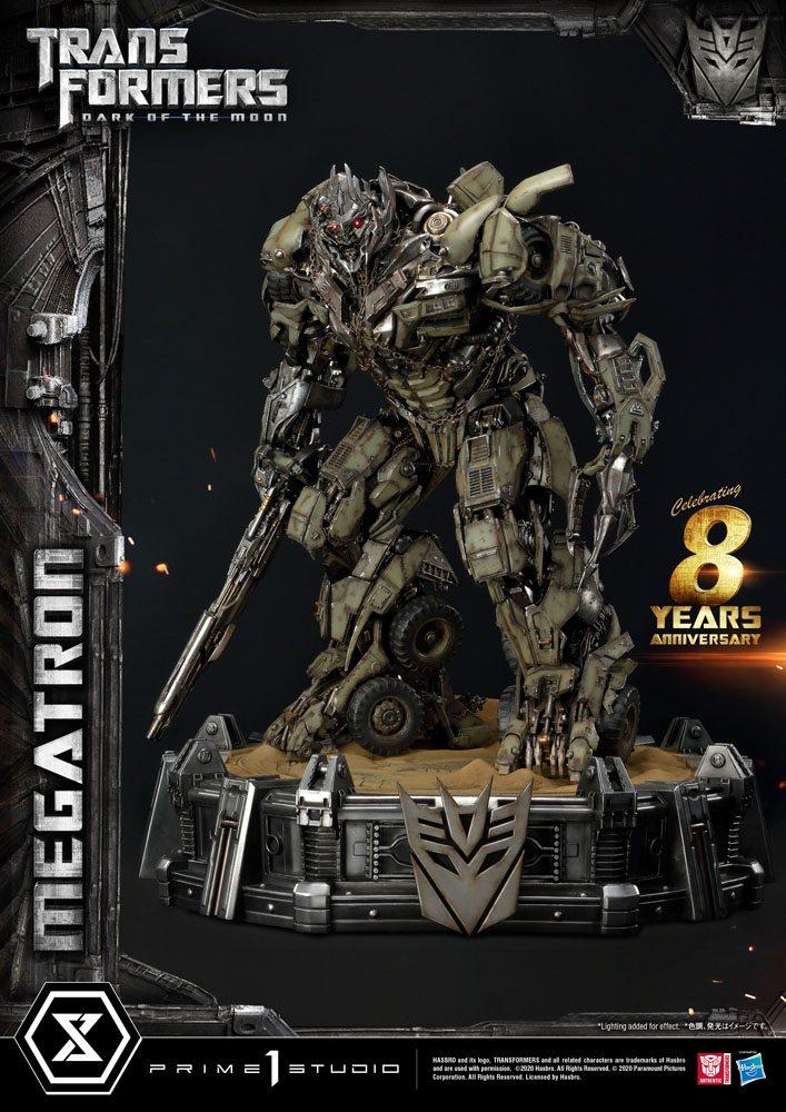 Statue Transformers 3 Megatron 79cm 1001 Figurines (11)