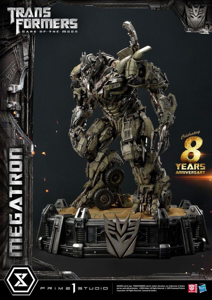 Statue Transformers 3 Megatron 79cm 1001 Figurines (13)