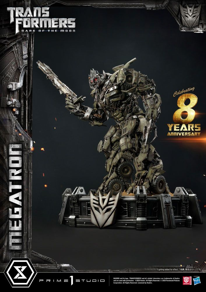 Statue Transformers 3 Megatron 79cm 1001 Figurines (15)