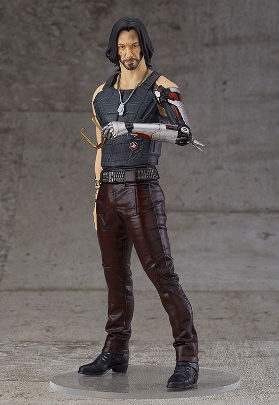 Statuette Cyberpunk 2077 Pop Up Parade Johnny Silverhand 19cm