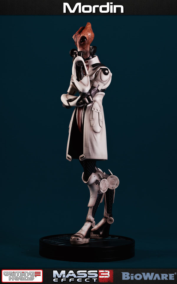 Statuette Mass Effect 3 Mordin 52cm 1001 Figurines 2