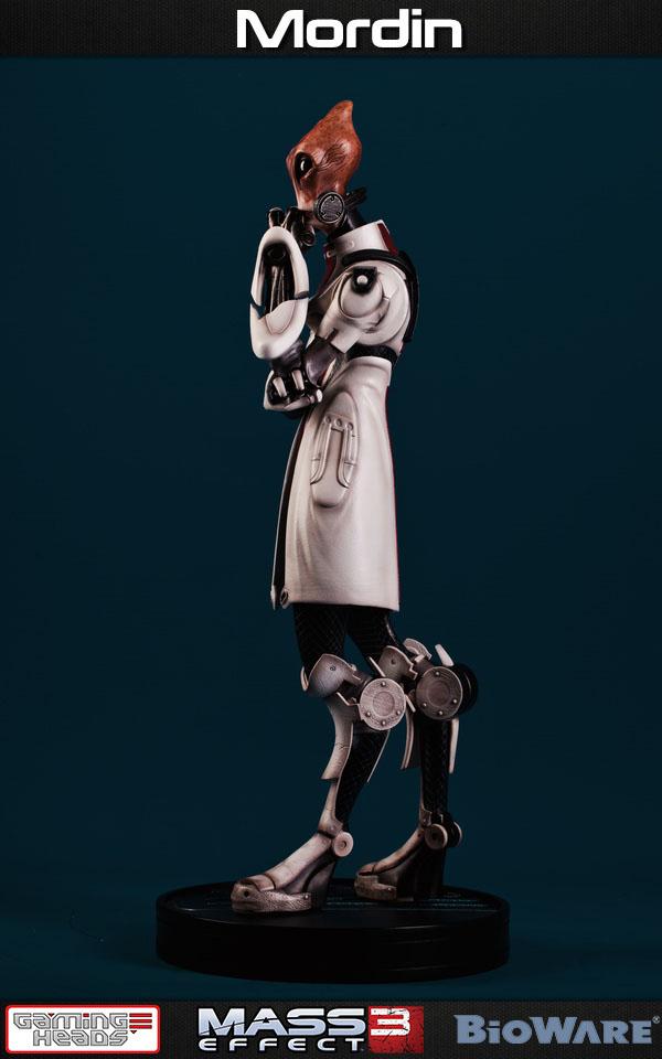 Statuette Mass Effect 3 Mordin 52cm 1001 Figurines 4