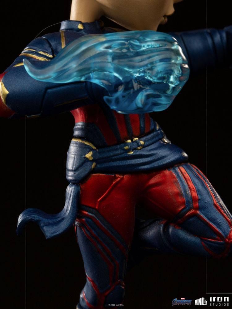 Figurine Avengers Endgame Mini Co. Captain Marvel 18cm 1001 Figurines (7)