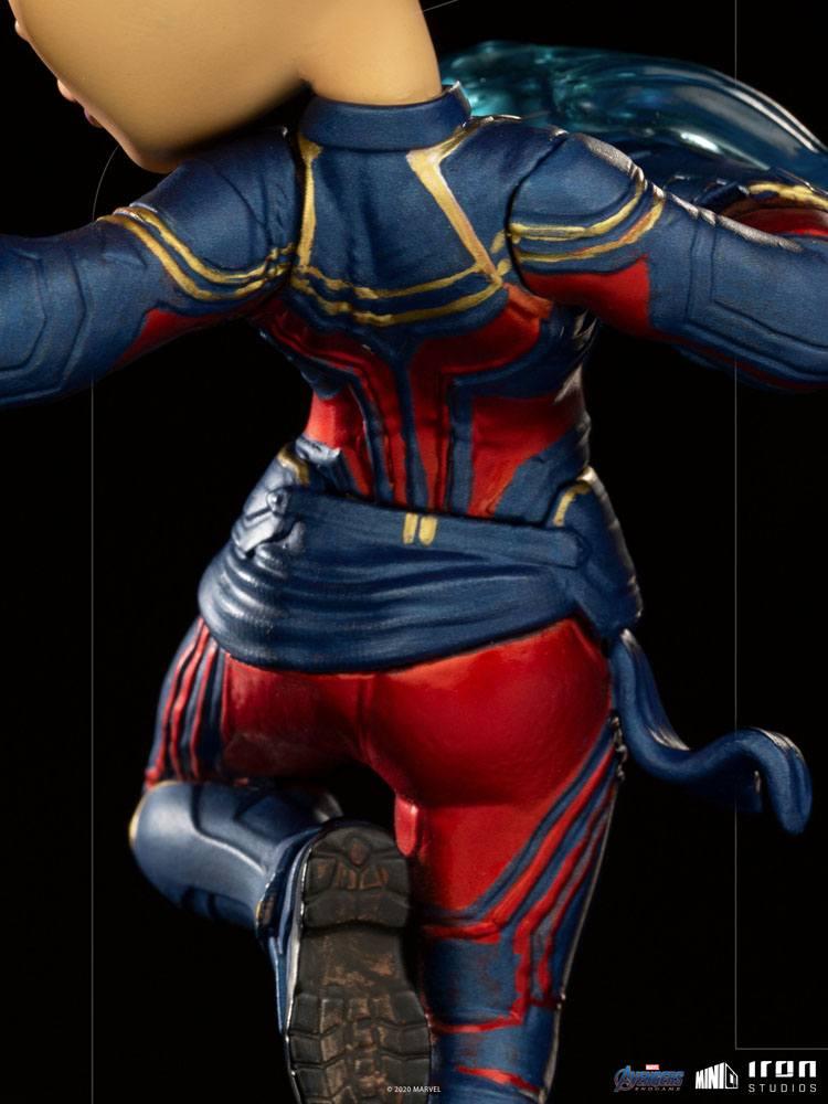 Figurine Avengers Endgame Mini Co. Captain Marvel 18cm 1001 Figurines (9)