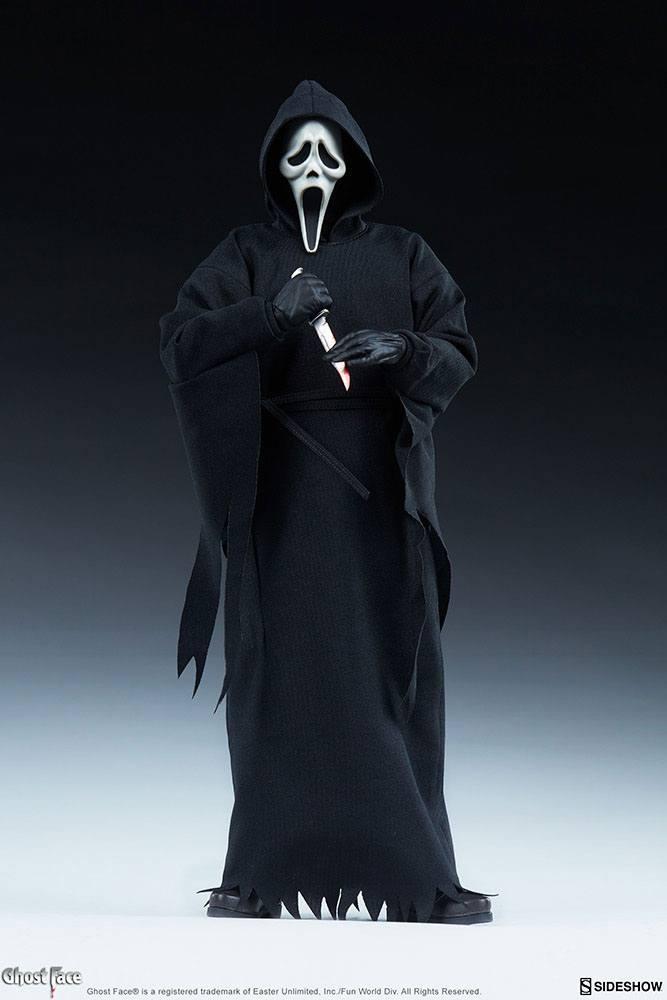 Figurine Ghost Face - Ghost Face 30cm 1001 Figurines (9)