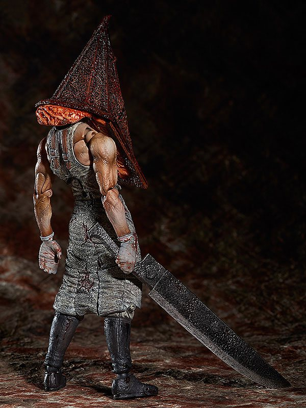 Figurine Figma Silent Hill 2 Red Pyramid Thing 20cm 1001 Figurines (2)