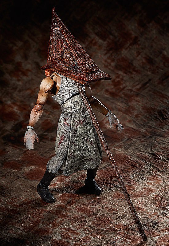Figurine Figma Silent Hill 2 Red Pyramid Thing 20cm 1001 Figurines (5)