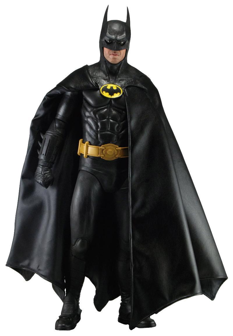 Figurine Batman 1989 Michael Keaton 45cm