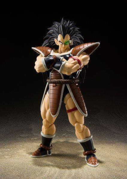 Figurine Dragon Ball Z S.H. Figuarts Raditz 17cm 1001 Figurines (1)