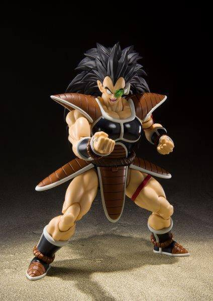 Figurine Dragon Ball Z S.H. Figuarts Raditz 17cm 1001 Figurines (4)