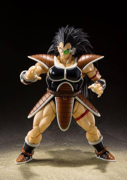 Figurine Dragon Ball Z S.H. Figuarts Raditz 17cm 1001 Figurines (5)