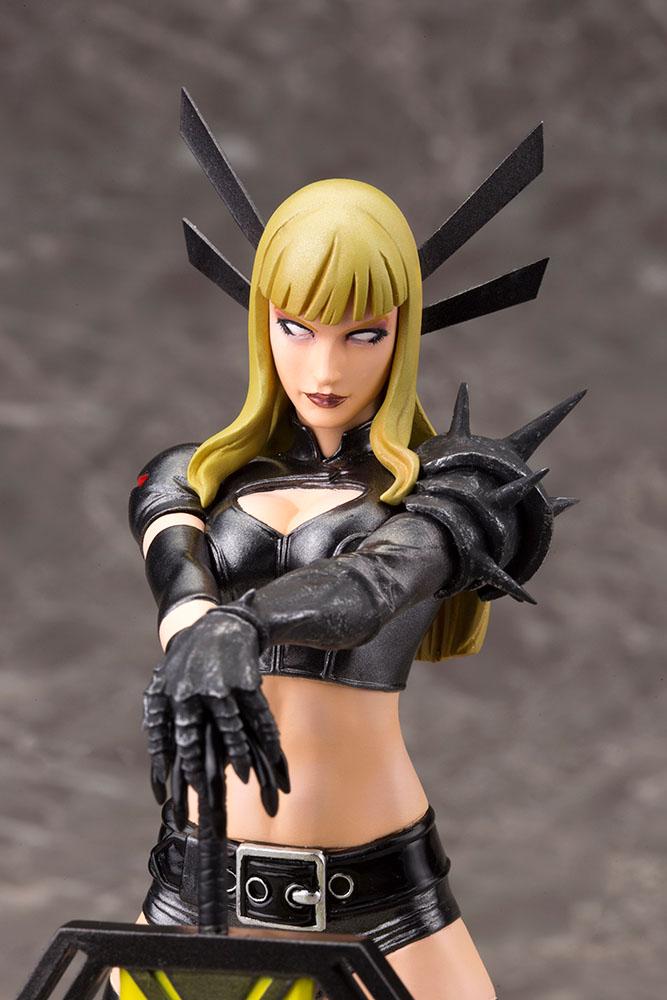 Statuette Marvel Comics ARTFX+ Magik 20cm 1001 Figurines 4
