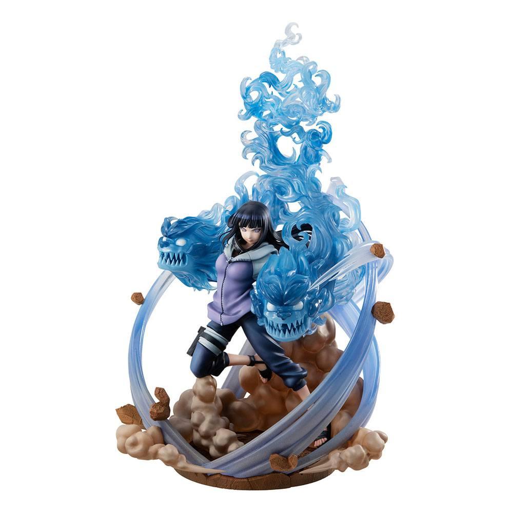 Statuette Naruto Gals DX Hinata Ver. 35cm