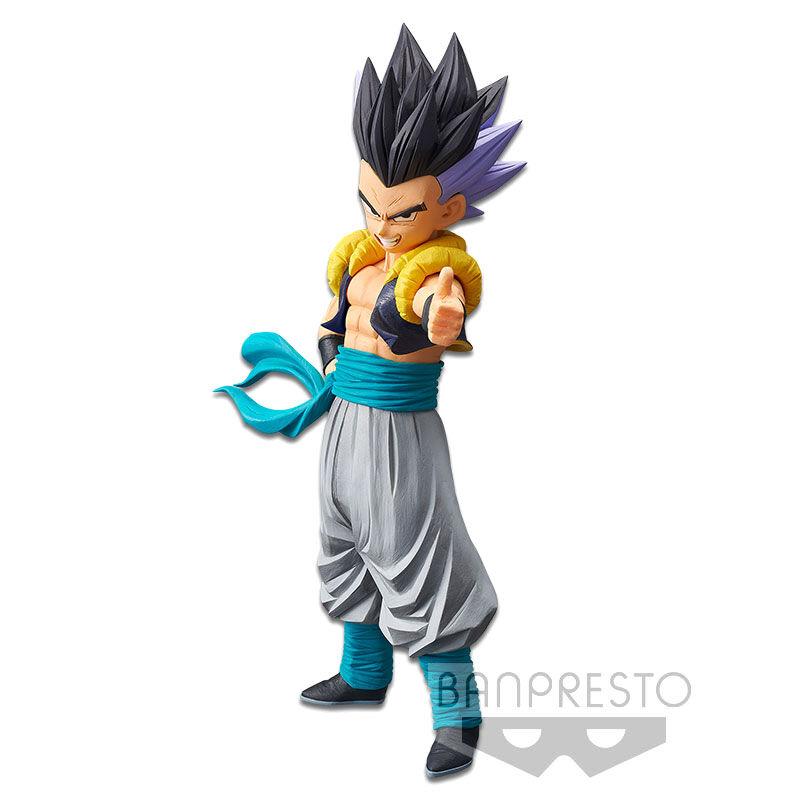 Figurine Dragon Ball Z Grandista Resolution of Soldiers Gotenks 26cm 1001 Figurines 3